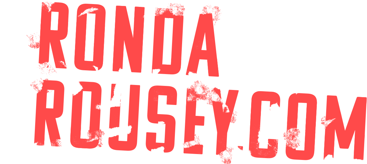 Coming Soon - RondaRousey.com