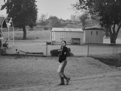 Ronda Rousey farm