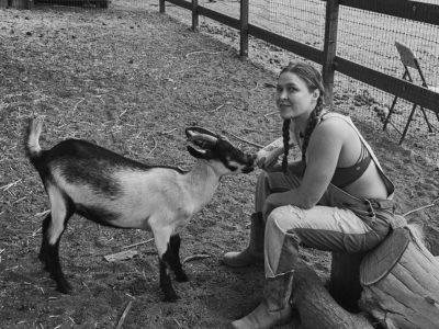 Ronda Rousey goat