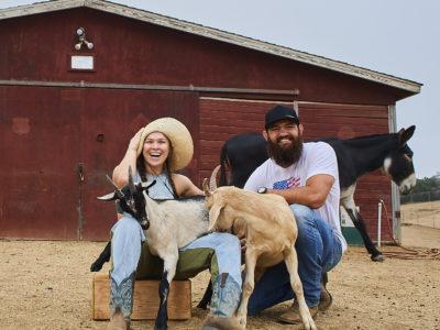Ronda Rousey Travis Browne animals