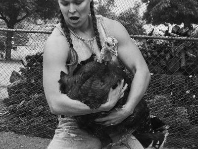 Ronda Rousey turkey