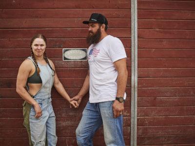 Ronda Rousey Travis Browne