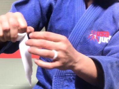 Ronda Rousey tape