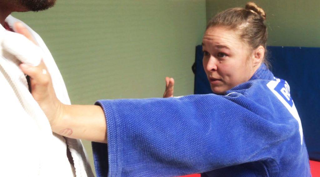 Rousey Standard Grip