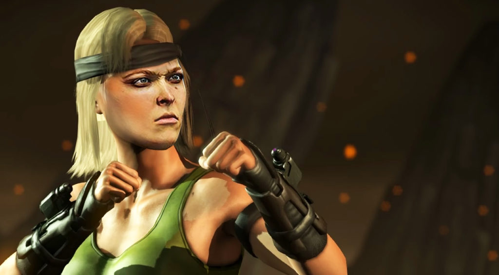 Ronda Rousey Is Down To Play Sonya Blade In A New Mortal