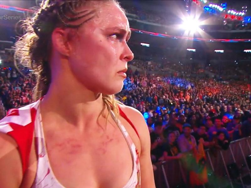Ronda Rousey Survivor Series