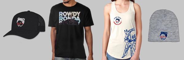 Ronda Rousey shop