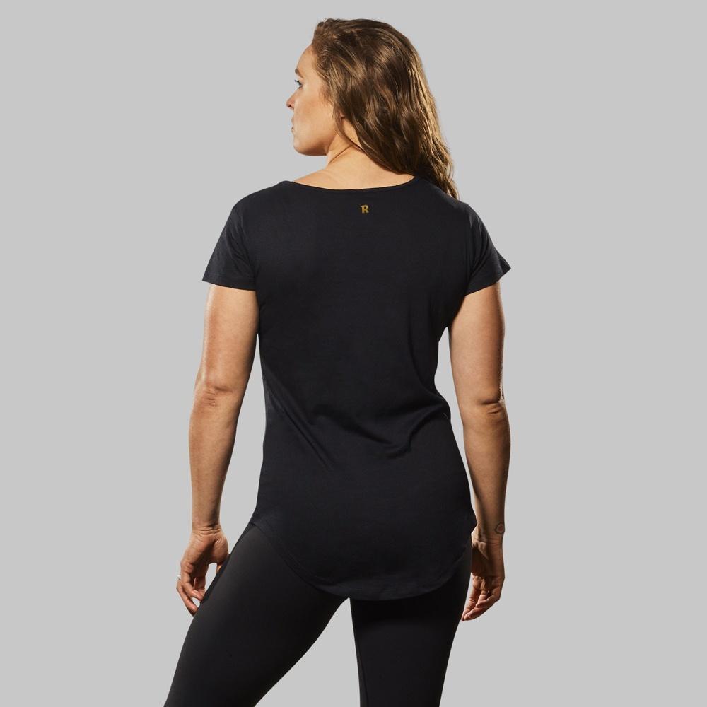 "Shop   Signature Series   Ronda Rousey ""Subliminal"" Signature Series Scoop  Neck Women s T-Shirt 9a10ba2b4"
