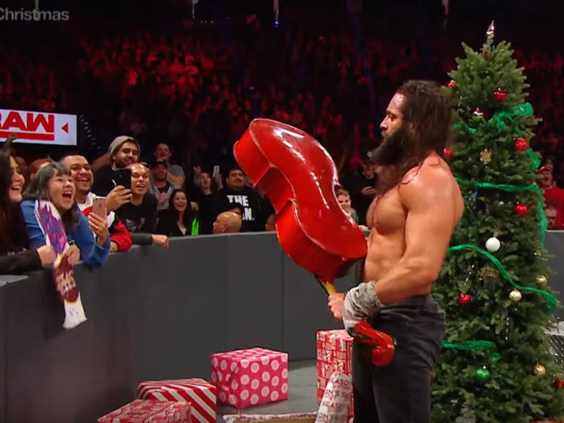 Elias RAW Christmas