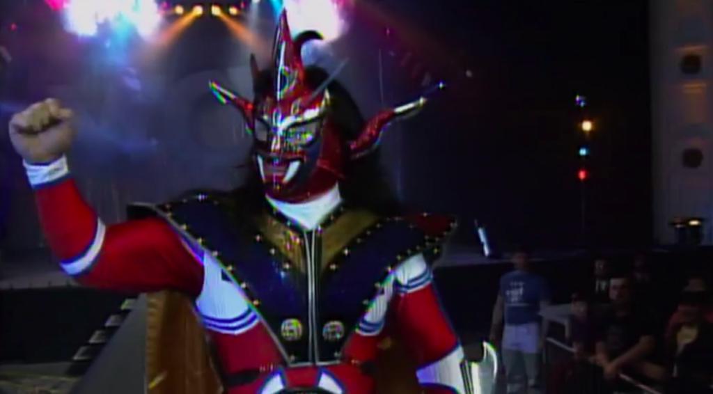 Jushin Thunder Liger (source: WWE)