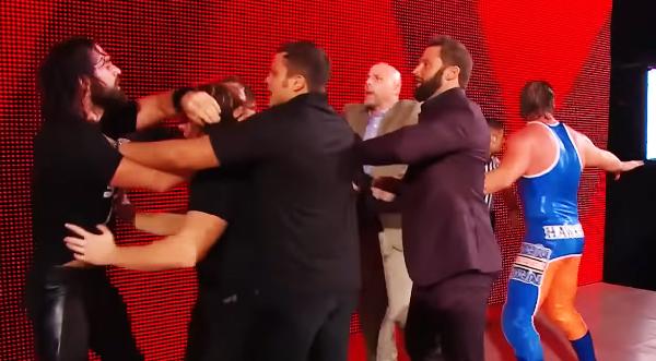 Seth Rollins RAW