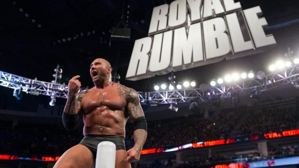 Batista (source: WWE)