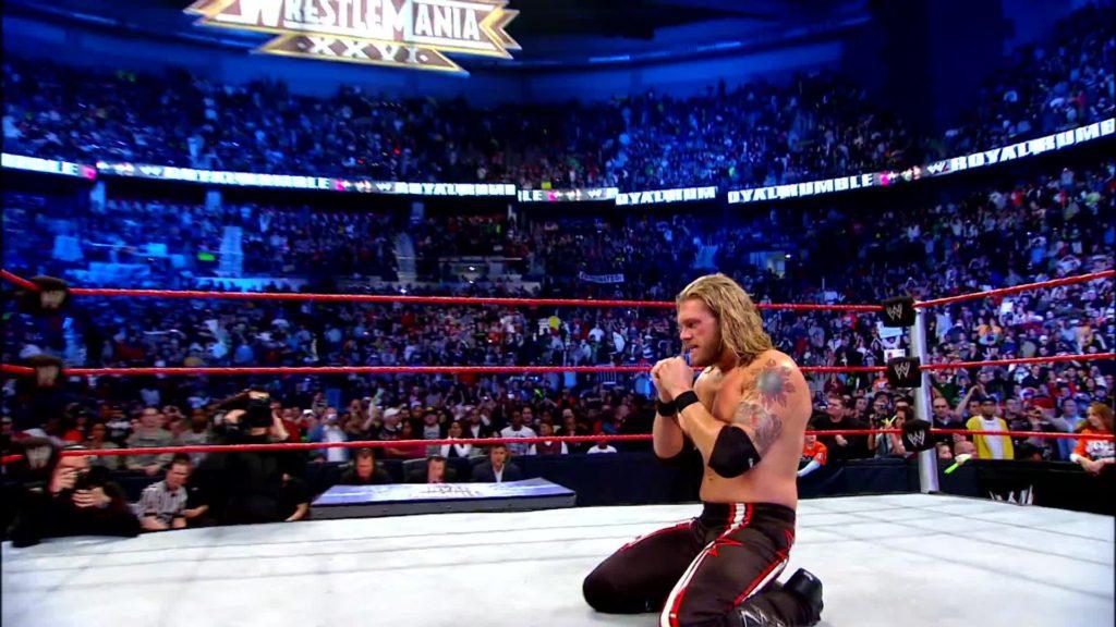 Edge (source: WWE)