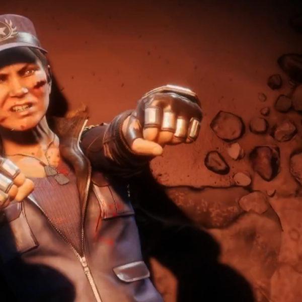 Sonya Blade Mortal Kombat 11 Ronda Rousey