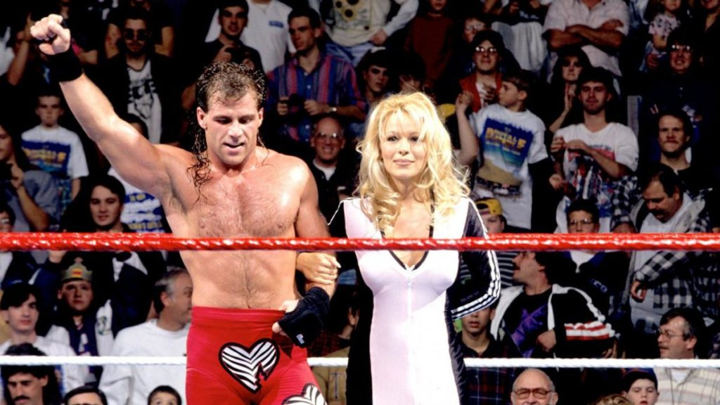 Shawn Michaels (source: WWE)