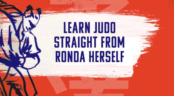Ronda Rousey's dojo