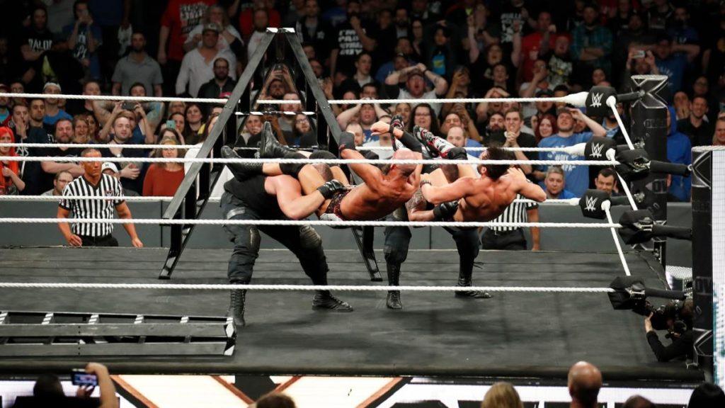 Noooooooooo!!!!! (source: WWE)