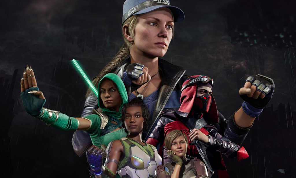 Talking To Netherrealm About Ronda As Mortal Kombat 11 S