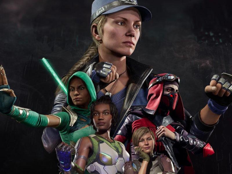 Ronda Rousey in Mortal Kombat 11