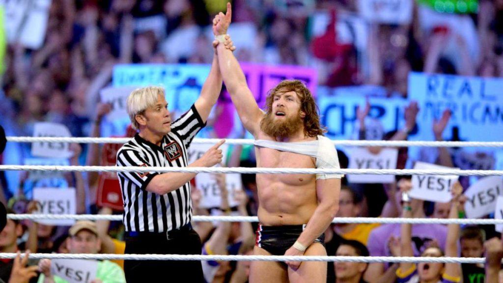 Daniel Bryan (source: WWE)