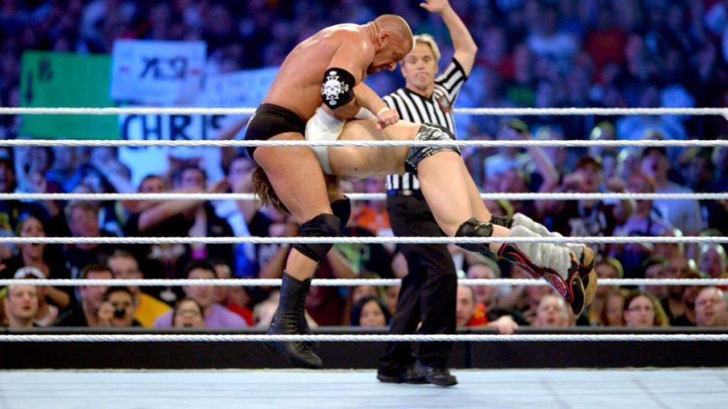 Triple H (source: WWE)
