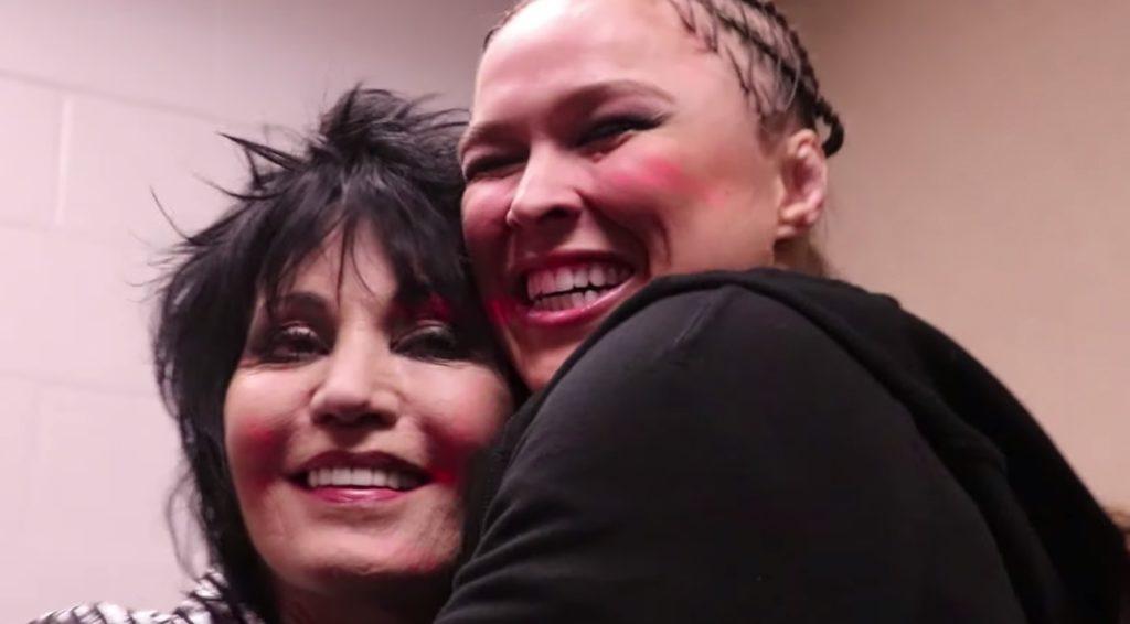 Joan Jett, Ronda Rousey