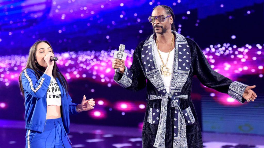 Snoop Dogg (source: WWE)
