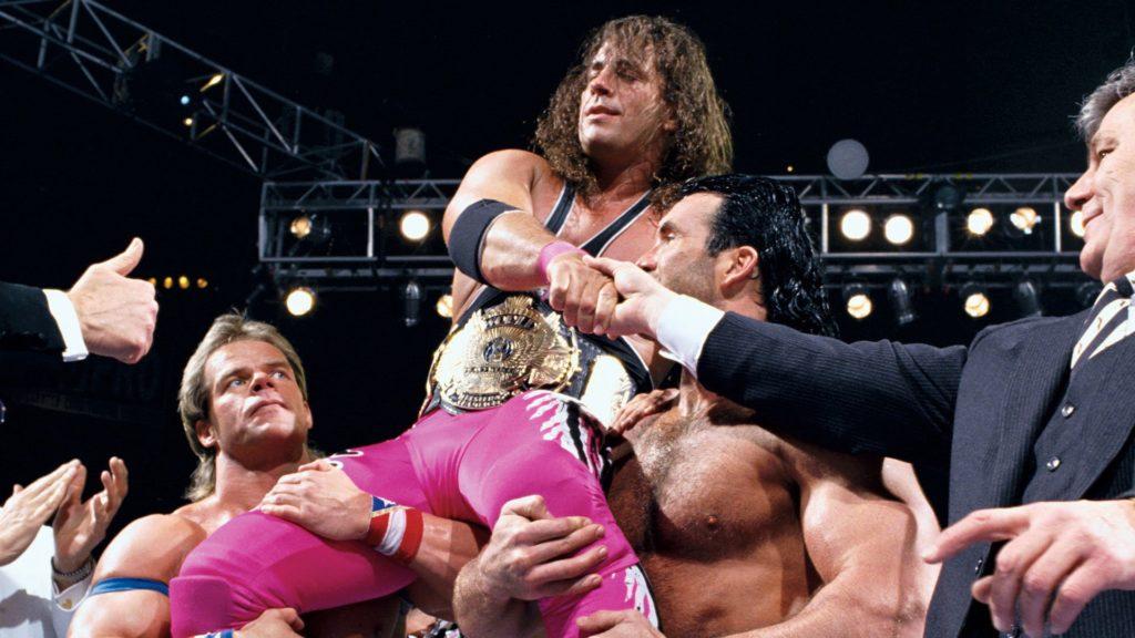 Bret Hart (source: WWE)