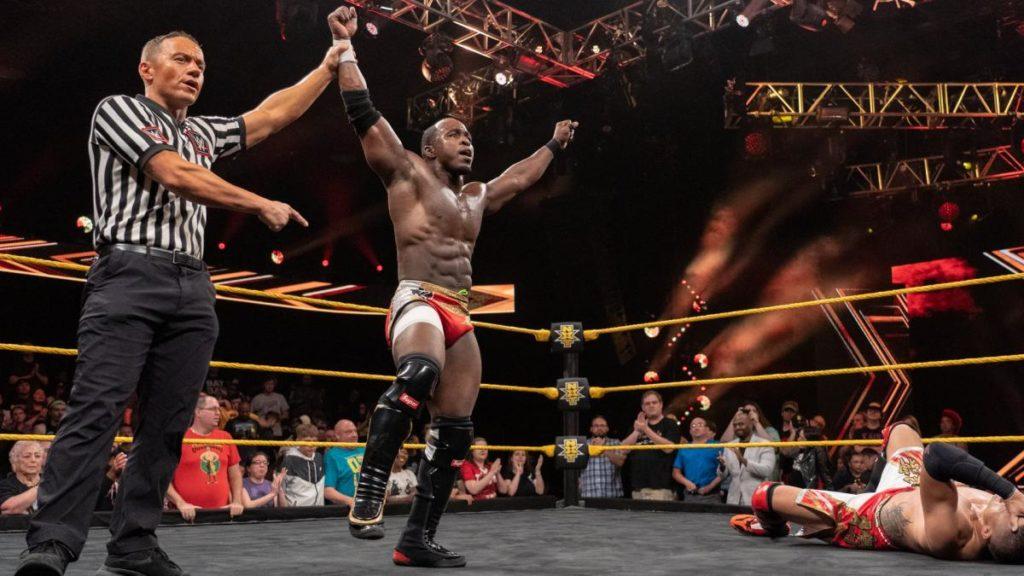 Jordan Myles (source: WWE)