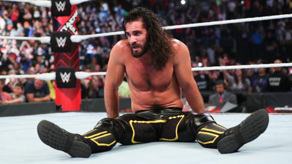 Seth Rollins (source: WWE)