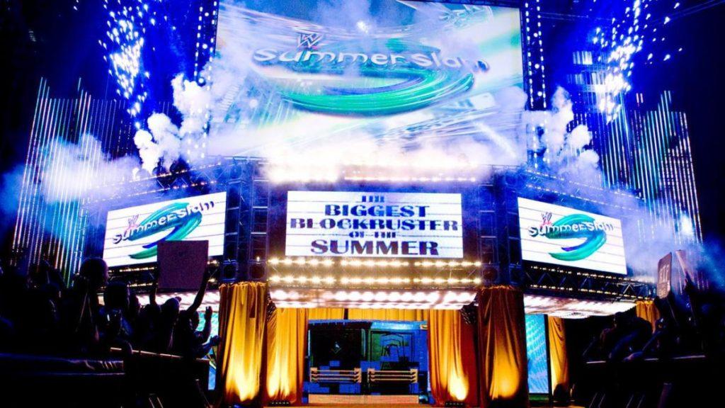 WWE SummerSlam 2008 (source: WWE)