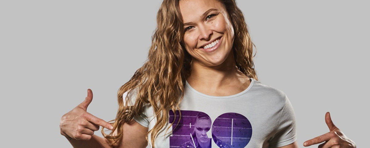 Buy Ronda Rousey Merch