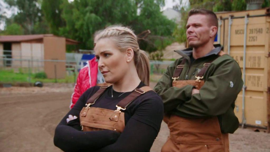 Natalya, TJ (source: 'Total Divas')
