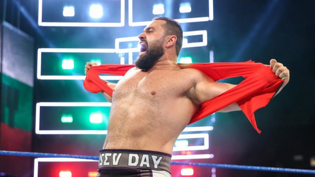 Rusev (source: WWE)