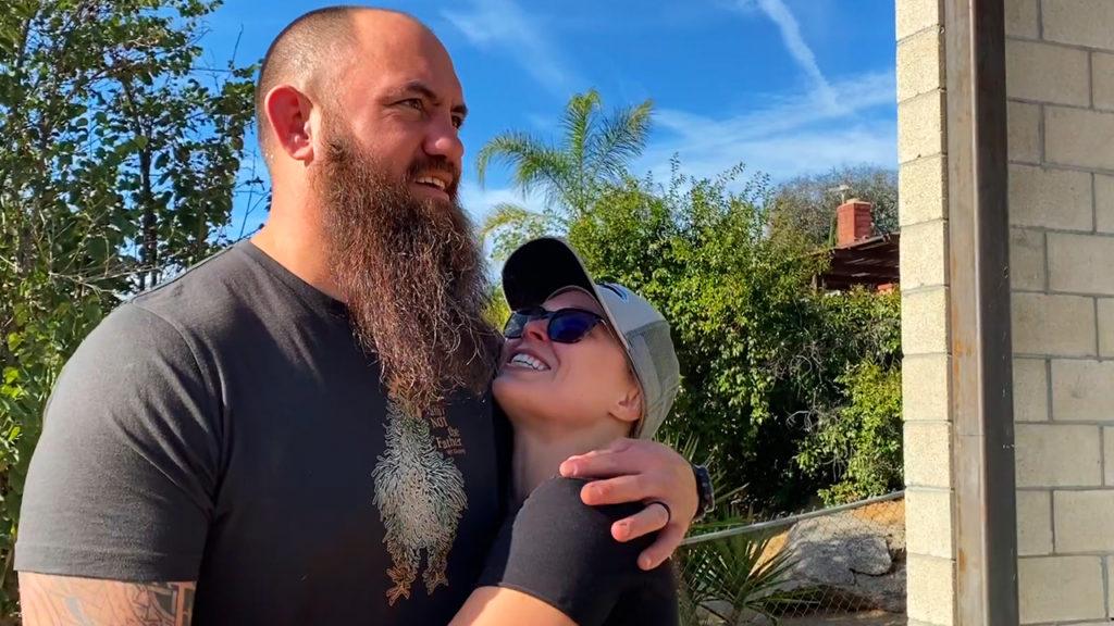 Travis Browne, Ronda Rousey