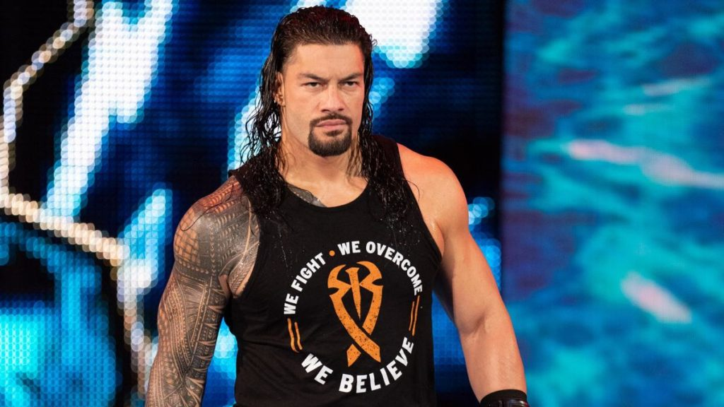 Roman Reigns (source: WWE)