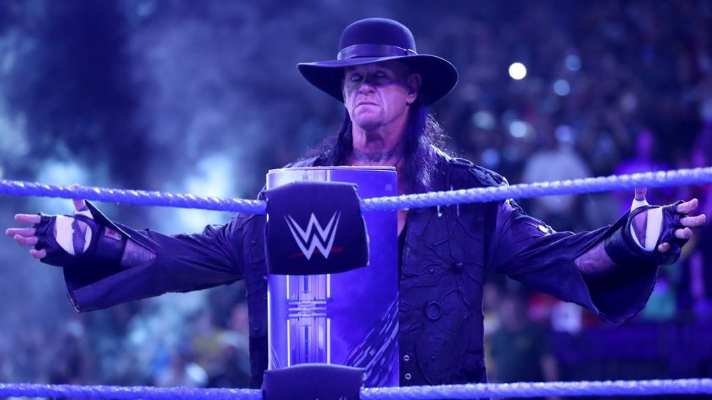 The Undertaker (source: WWE)
