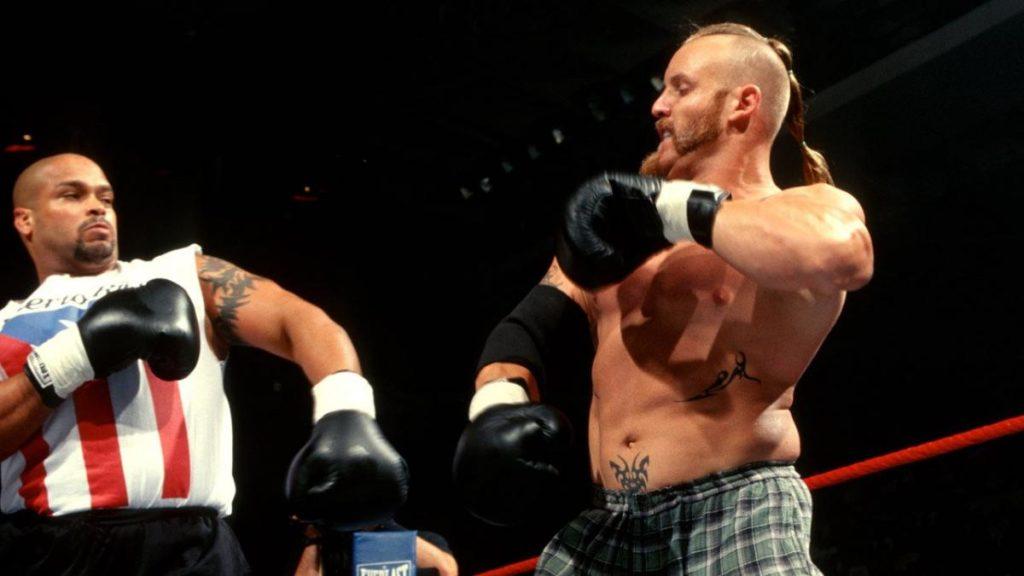Savio Vega vs. Droz, Brawl for All (source: WWE)