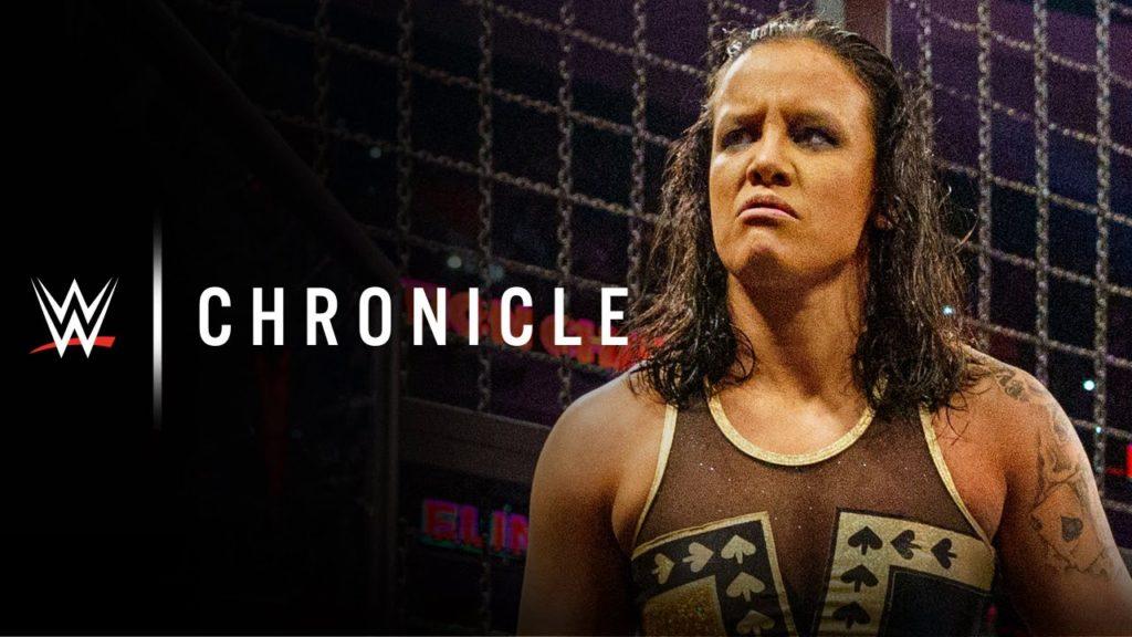 'WWE Chronicle: Shayna Baszler' (source: WWE)