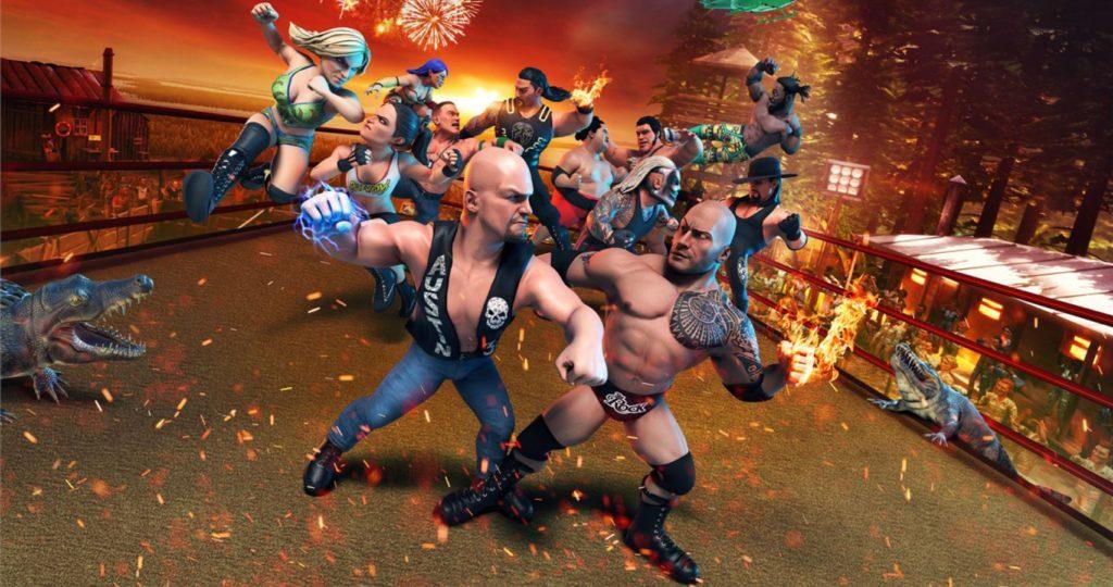 WWE 2K Battlegrounds (source: 2K)