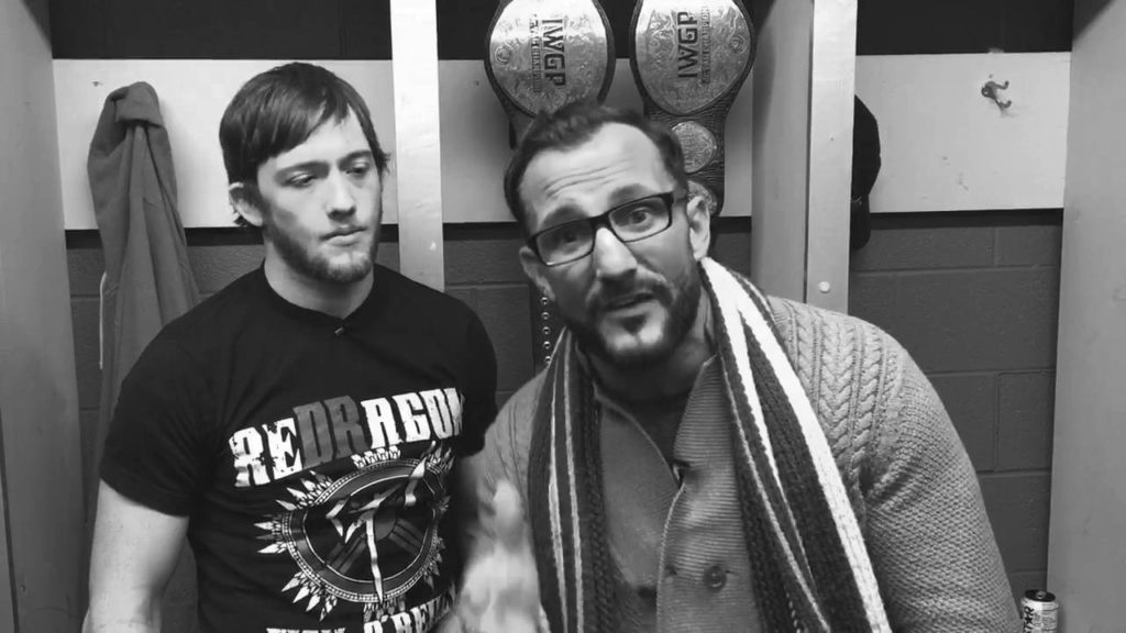 Kyle and Bobby: ReDRagon